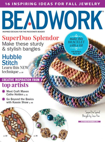 Download Beadwork - November 2015