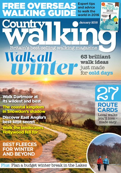 Download Country Walking - Janaury 2016
