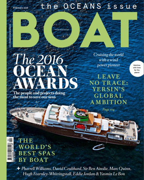 Download Boat International - February 2016