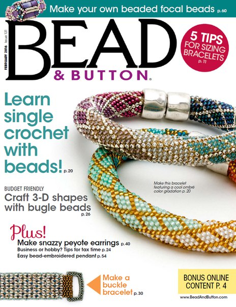 Download Bead & Button - February 2016