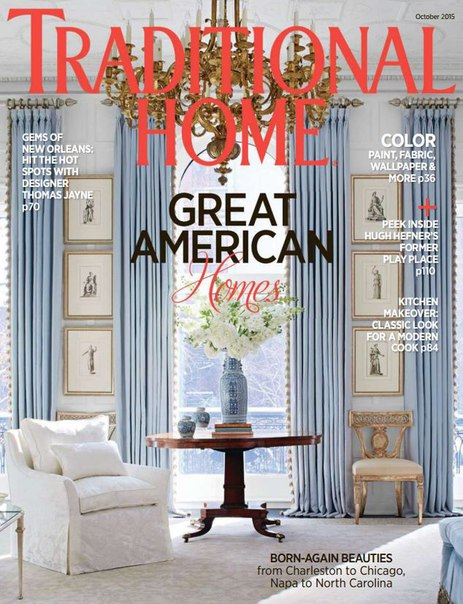 Download Traditional Home - October 2015