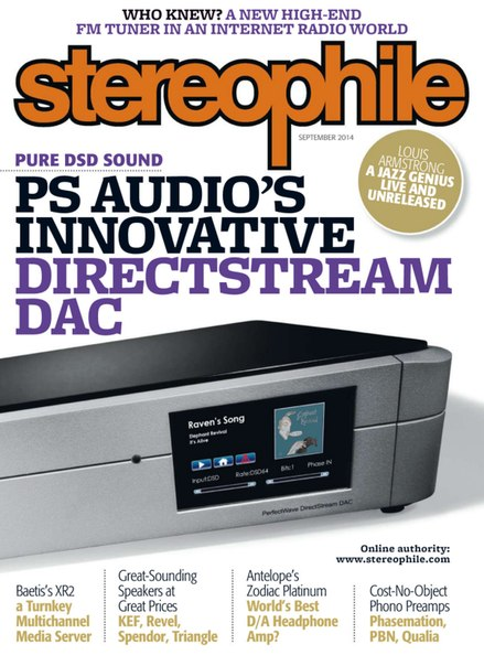 Download Stereophile - 2014-09-01 (Vol 37 No 9)