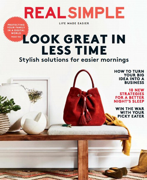 Download Real Simple – September 2016