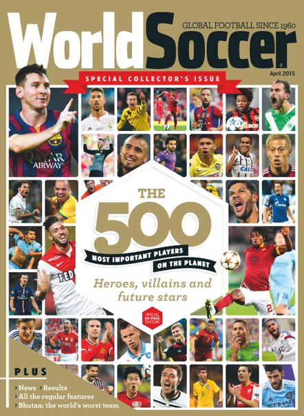 Download World Soccer - March 2016