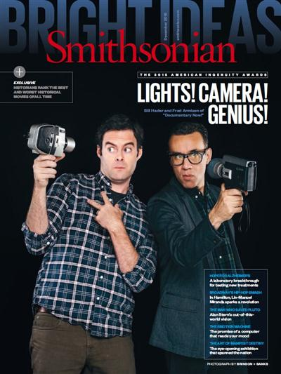 Download Smithsonian - December 2015