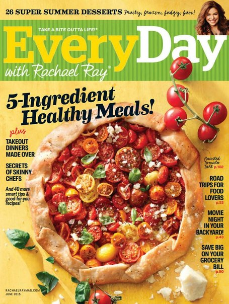 Download Every Day with Rachael Ray - June 2015