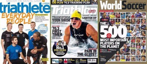 Download Triathlete - April 2016