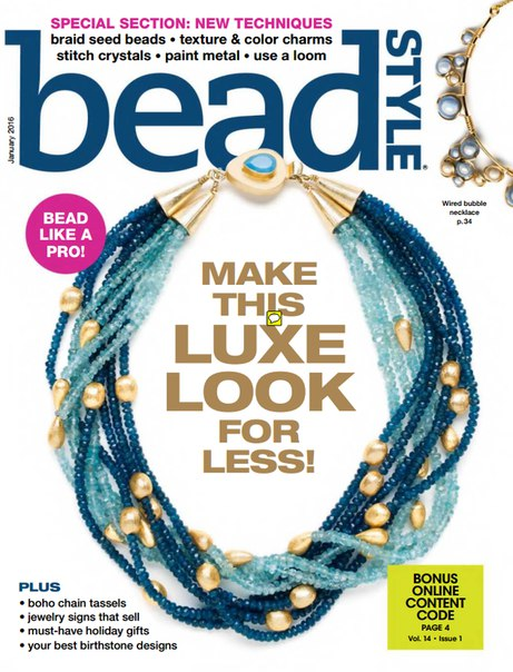 Download Bead Style - January 2016
