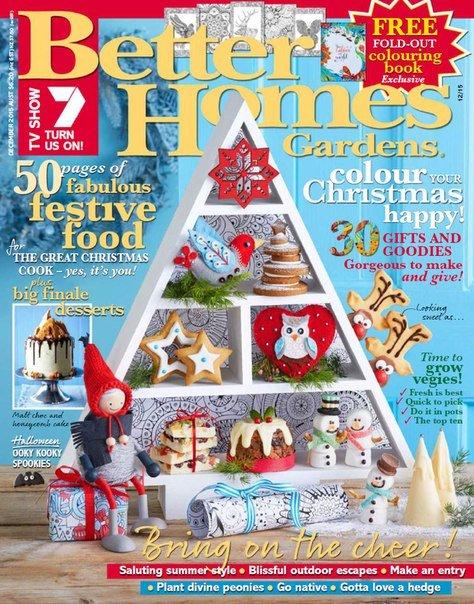 Download Better Homes & Gardens - December 2015