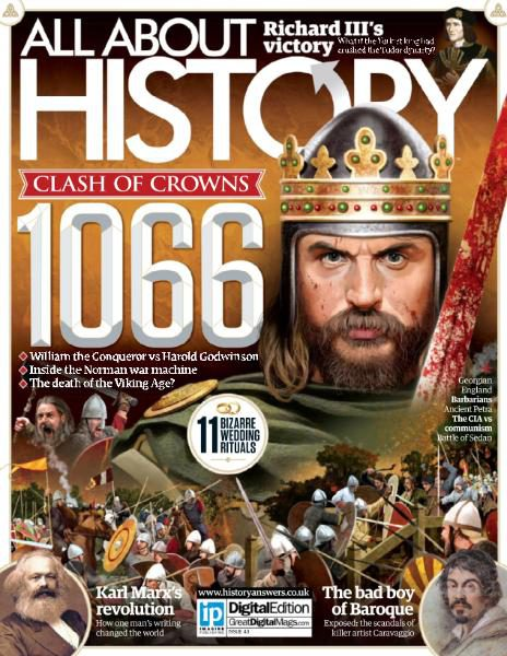 Download All About History – Issue 43 2016