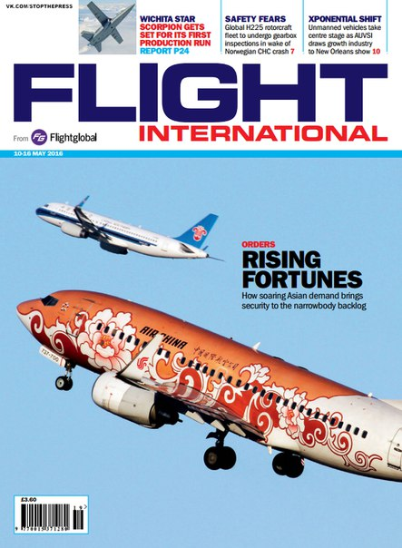 Download Flight International - May 10, 2016
