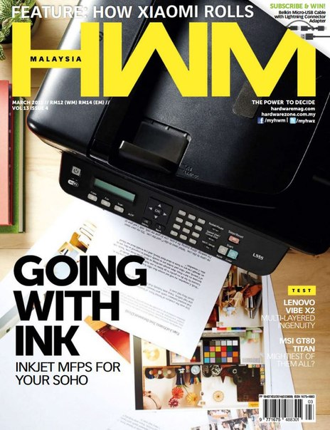 Download HWM - March 2015 MY