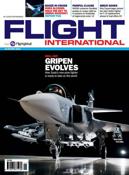 Download Flight International - May 30, 2016