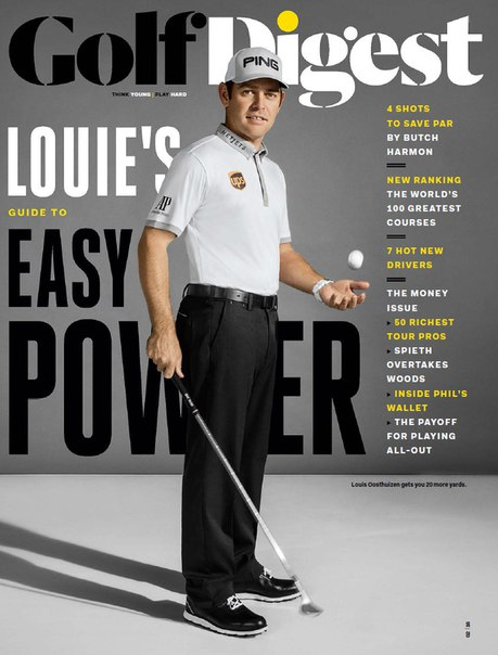 Download Golf Digest - February 2016