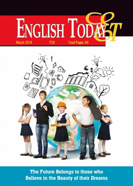 Download English Today - March 2016