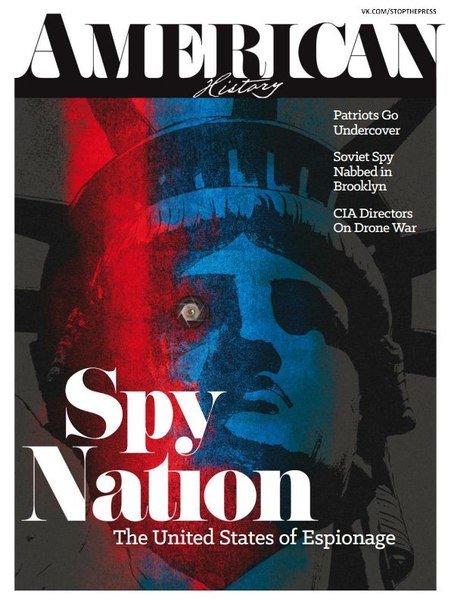 american history magazine - 451×604