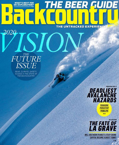 Download Backcountry - Spring 2016