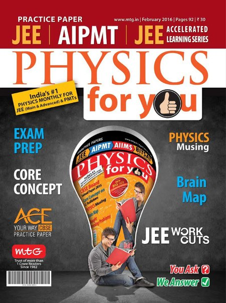 Physics for you magazines PDF download online