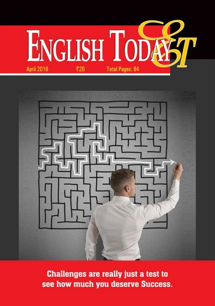 Download English Today - April 2016