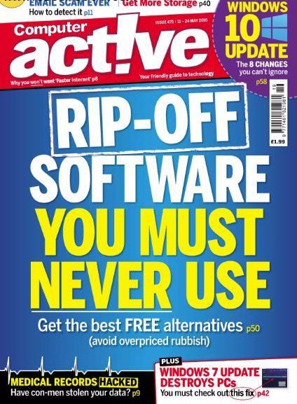 Download Computeractive - 11 May 2016