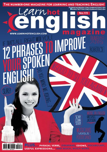 Download Learn Hot English - September 2016