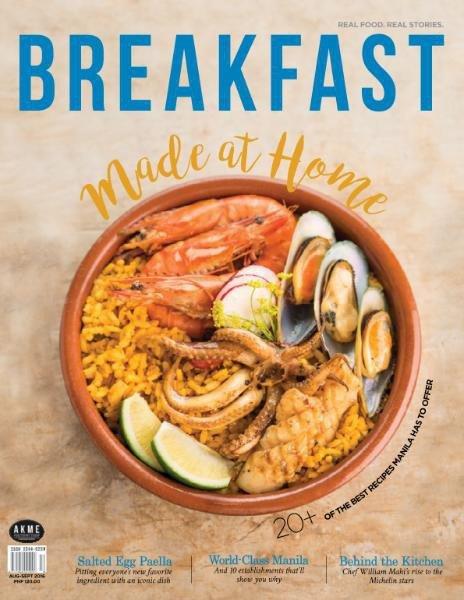 Download Breakfast - August-September 2016