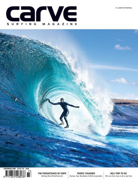 Download Carve Surfing – Issue 173 2016