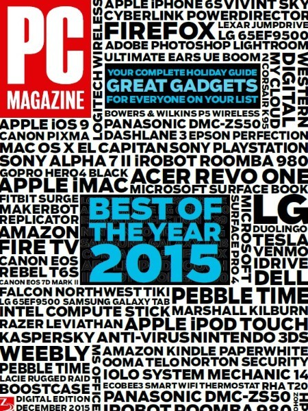 Download PC Magazine - December 2015