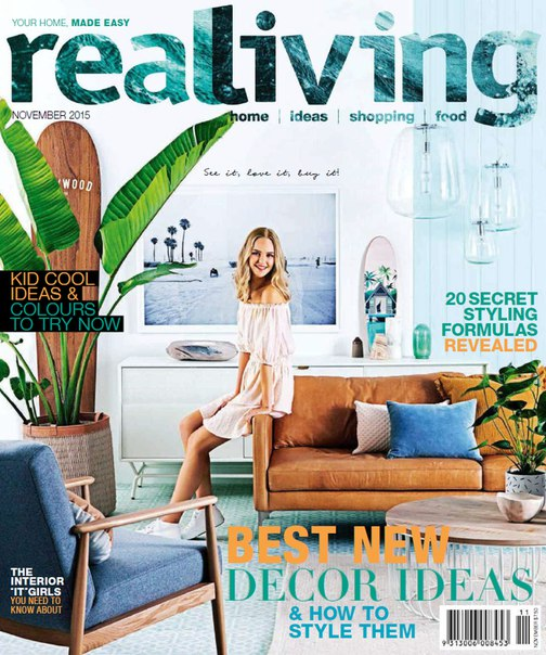 Download Real Living - November 2015