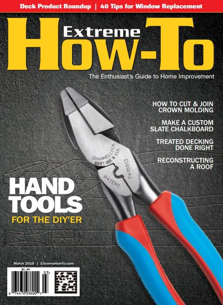 Download Extreme How-To - March 2016