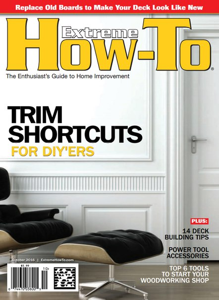 Download Extreme How-To - October 2016