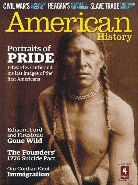 american history magazine - 453×604