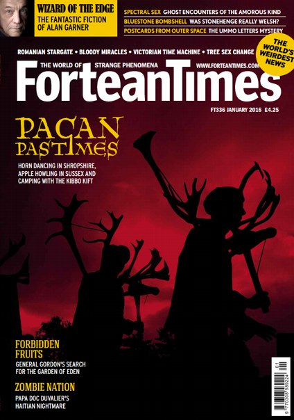 Download Fortean Times - January 2016