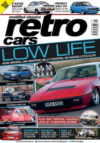 Download Retro Cars - January 2016
