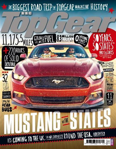 BBC Top Gear Magazine UK [December 2014] Mus