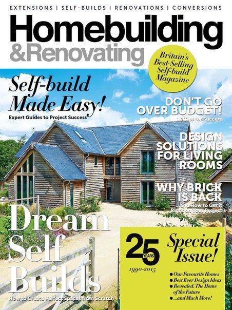 Download Homebuilding & Renovating - November 2015