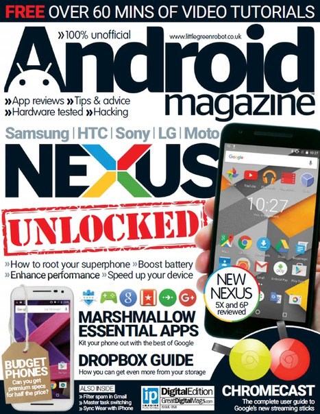 Download Android Magazine 58 - 2015 UK