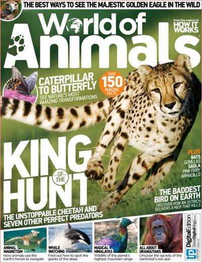 World of Animals Issue 22 – 2015 UK