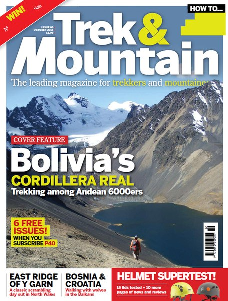 Download Trek & Mountain - October 2015