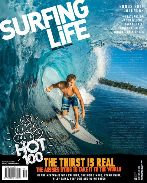 Download Surfing Life - December 2015