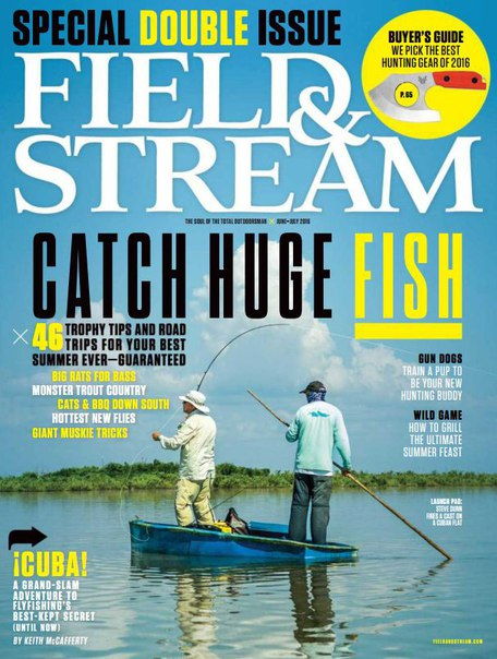 Download Field & Stream - July 2016