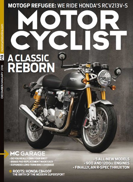 Download Motorcyclist - December 2015