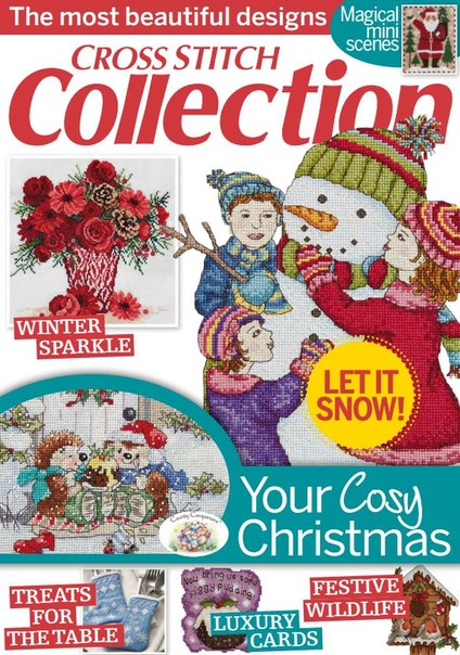 Download Cross Stitch Collection - December 2014