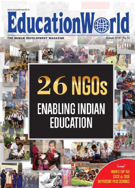 Download EducationWorld - August 2016