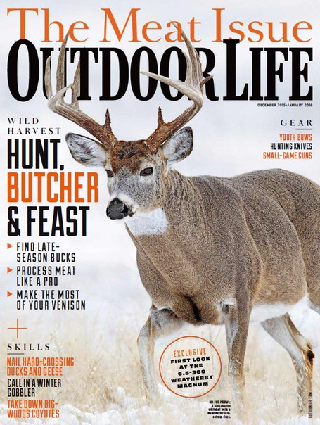 Download Outdoor Life - January 2016