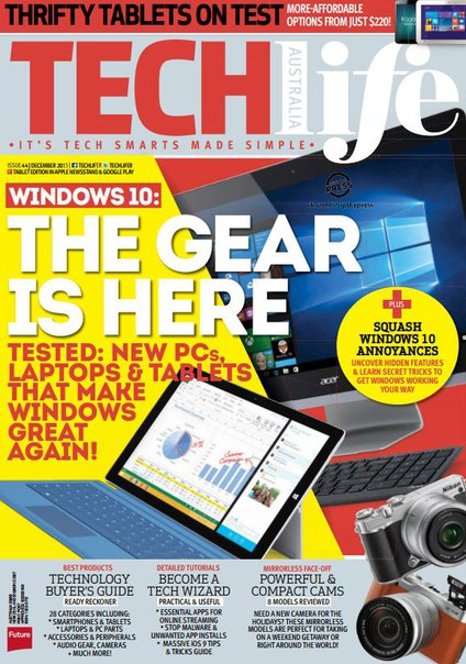 Download TechLife - December 2015