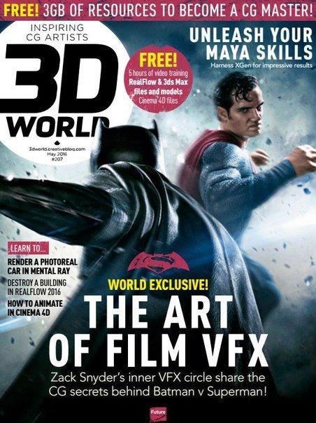 Download 3D World - May 2016