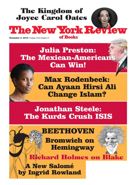 Download The New York Review of Books - December 3, 2015