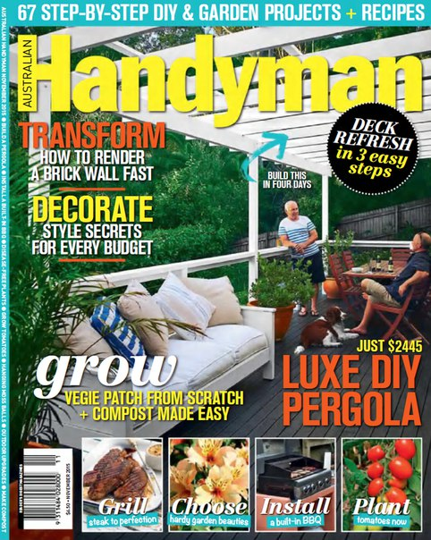 Download Handyman - November 2015 AU
