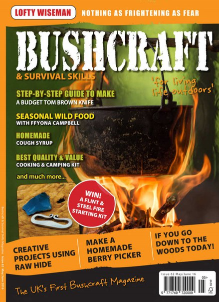 Download Bushcraft & Survival Skills - June 2016